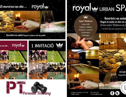 Laura Ferreres - diseño - Royal Lleida - lauraferreres.com